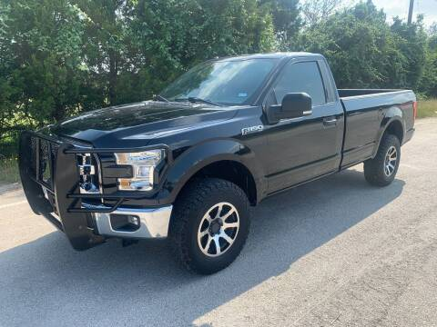 2016 Ford F-150 for sale at TROPHY MOTORS in New Braunfels TX