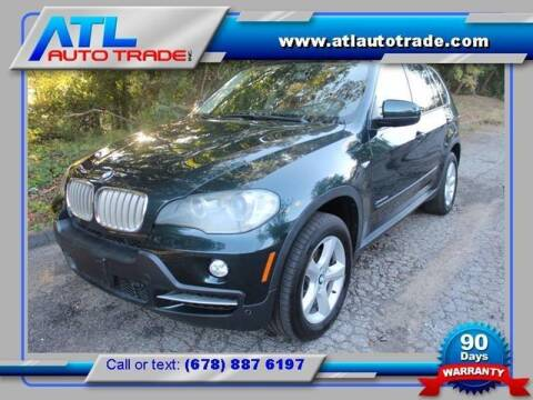 2010 BMW X5 for sale at ATL Auto Trade, Inc. in Stone Mountain GA