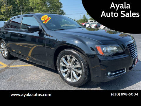 2014 Chrysler 300 for sale at Ayala Auto Sales in Aurora IL
