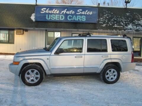 2008 Jeep Commander for sale at SHULTS AUTO SALES INC. in Crystal Lake IL