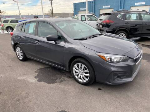 2019 Subaru Impreza for sale at Major Car Inc in Murray UT