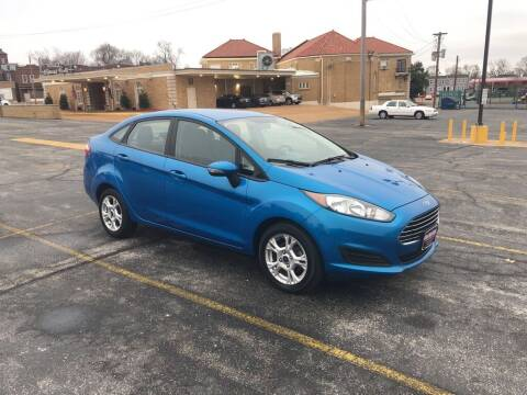 2014 Ford Fiesta for sale at DC Auto Sales Inc in Saint Louis MO