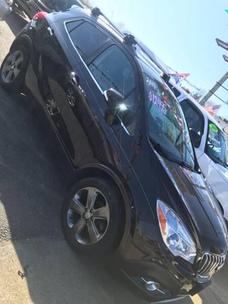 2014 Buick Encore for sale at Bob Luongo's Auto Sales in Fall River MA