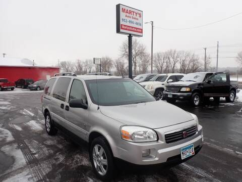 2006 Saturn Relay for sale at Marty's Auto Sales in Savage MN