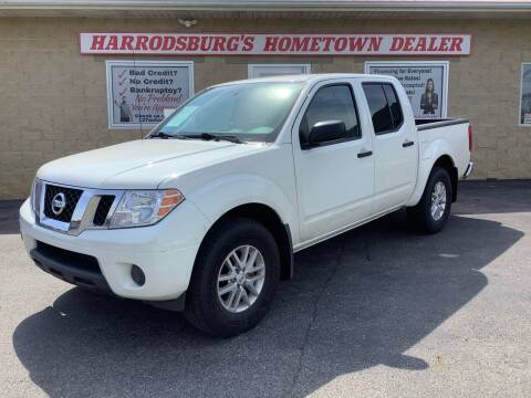 2019 Nissan Frontier for sale at Auto Martt, LLC in Harrodsburg KY