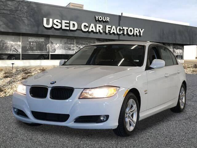 2011 BMW 3 Series for sale at JOELSCARZ.COM in Flushing MI