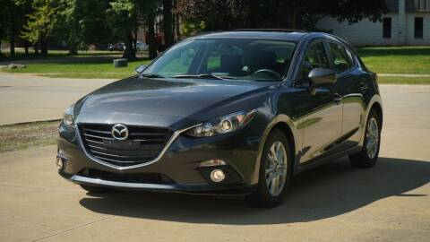 2016 Mazda MAZDA3 for sale at Grand Financial Inc in Solon OH