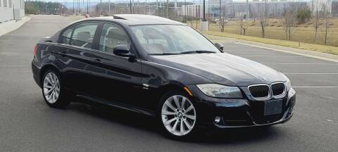 2011 BMW 3 Series for sale at BOOST MOTORS LLC in Sterling VA
