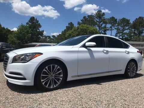 2015 Hyundai Genesis for sale at #1 Auto Liquidators in Yulee FL