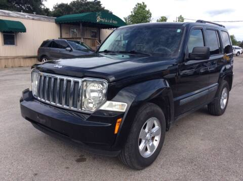 2010 Jeep Liberty for sale at OASIS PARK & SELL in Spring TX