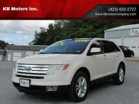 2008 Ford Edge for sale at KB Motors Inc. in Bristol VA
