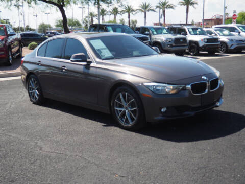 2015 BMW 3 Series for sale at CarFinancer.com in Peoria AZ