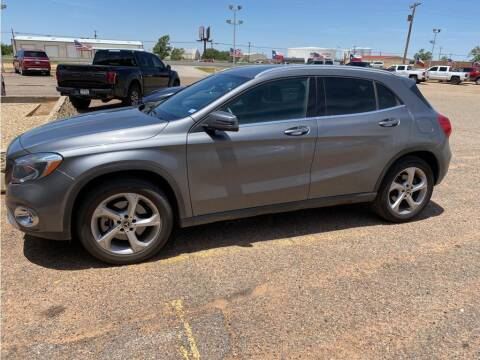 2018 Mercedes-Benz GLA for sale at STANLEY FORD ANDREWS in Andrews TX