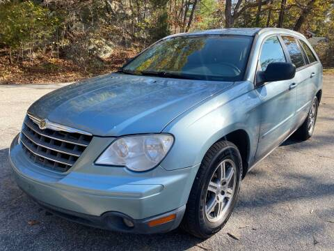 2008 Chrysler Pacifica for sale at Kostyas Auto Sales Inc in Swansea MA