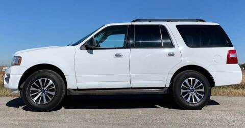 2015 Ford Expedition for sale at Palmer Auto Sales in Rosenberg TX
