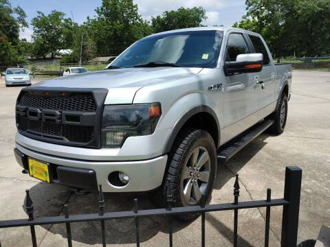 2013 Ford F-150 for sale at TR Motors in Opelika AL