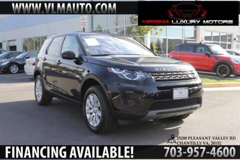 2018 Land Rover Discovery Sport for sale at Used Imports Auto - Virginia Luxury Motors in Chantilly GA