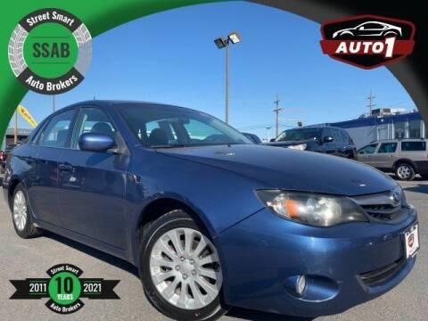 2011 Subaru Impreza for sale at Street Smart Auto Brokers in Colorado Springs CO