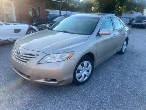 2007 Toyota Camry for sale at CHECK  AUTO INC. in Tampa FL
