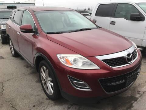 2011 Mazda CX-9 for sale at Cannon Falls Auto Sales in Cannon Falls MN