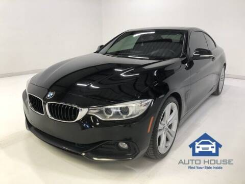 2014 BMW 4 Series for sale at AUTO HOUSE PHOENIX in Peoria AZ