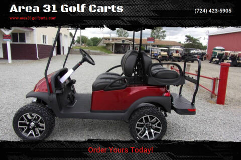 2021 Club Car Vil lager 4 , Gas, 4 Passenger for sale at Area 31 Golf Carts - Gas 4 Passenger in Acme PA
