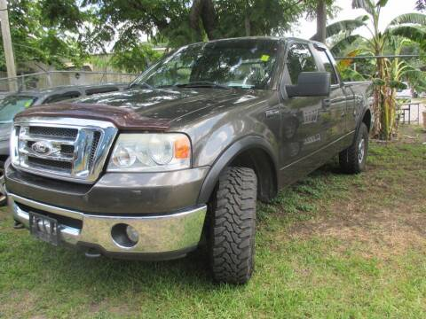 2008 Ford F-150 for sale at New Gen Motors in Bartow FL