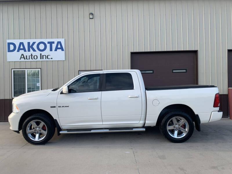 2009 Dodge Ram Pickup 1500 for sale at Dakota Auto Inc. in Dakota City NE