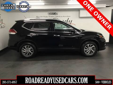 2014 Nissan Rogue for sale at Road Ready Used Cars in Ansonia CT