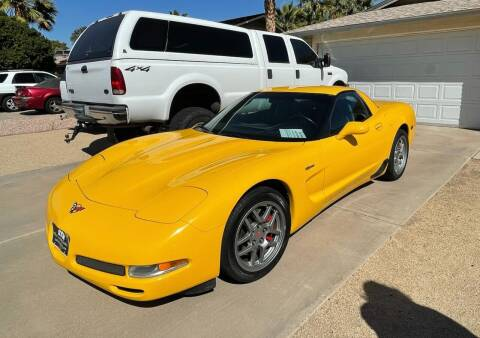 2004 Chevrolet Corvette for sale at Wida Motor Group in Bolingbrook IL