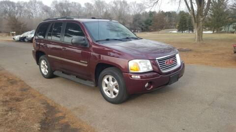 2006 GMC Envoy for sale at Shores Auto in Lakeland Shores MN