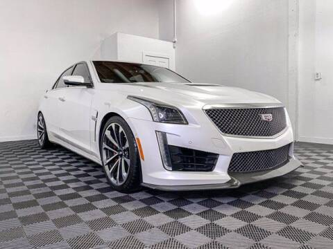 2016 Cadillac CTS-V for sale at Sunset Auto Wholesale in Tacoma WA