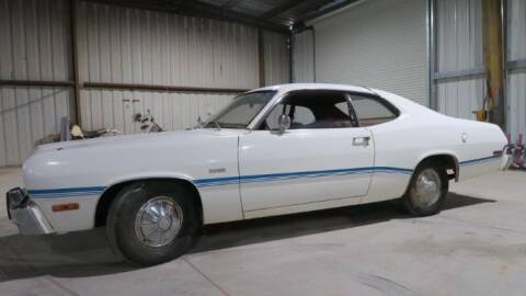 1975 Plymouth Duster for sale at Classic Car Deals in Cadillac MI