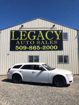 2008 Dodge Magnum for sale at Legacy Auto Sales in Toppenish WA