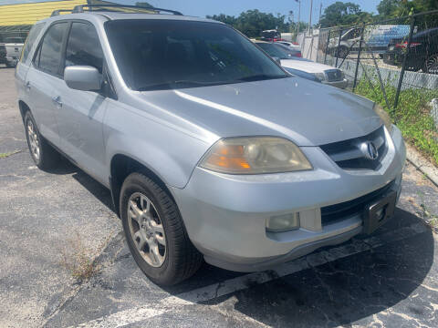 2006 Acura MDX for sale at Castle Used Cars in Jacksonville FL