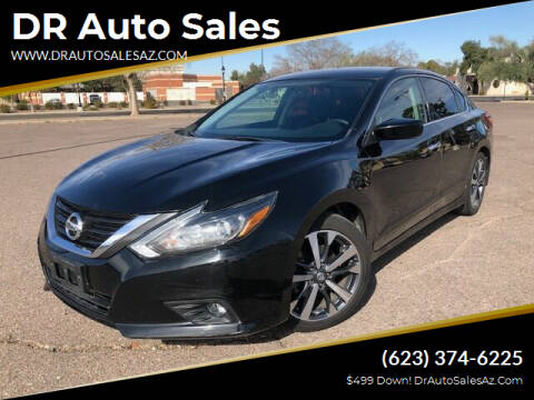 2017 Nissan Altima for sale at DR Auto Sales in Glendale AZ