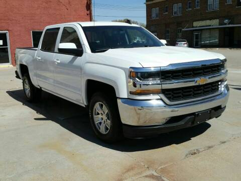 2018 Chevrolet Silverado 1500 for sale at Mustards Used Cars in Central City NE