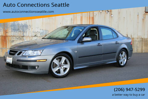 2006 Saab 9-3 for sale at Auto Connections Seattle in Seattle WA