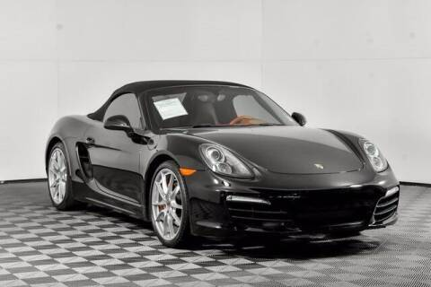 2014 Porsche Boxster for sale at Chevrolet Buick GMC of Puyallup in Puyallup WA