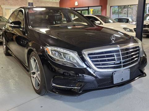 2015 Mercedes-Benz S-Class for sale at AW Auto & Truck Wholesalers  Inc. in Hasbrouck Heights NJ