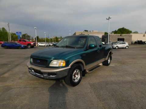1997 Ford F-150 for sale at Paniagua Auto Mall in Dalton GA