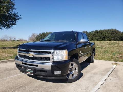 2009 Chevrolet Silverado 1500 for sale at Laguna Niguel in Rosenberg TX