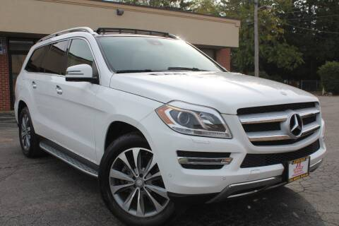 2015 Mercedes-Benz GL-Class for sale at JZ Auto Sales in Summit IL