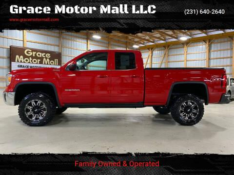 2014 GMC Sierra 1500 for sale at Grace Motor Mall LLC in Traverse City MI