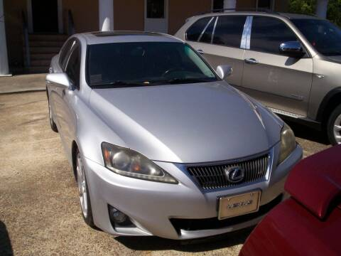 2013 Lexus IS 250 for sale at Louisiana Imports in Baton Rouge LA