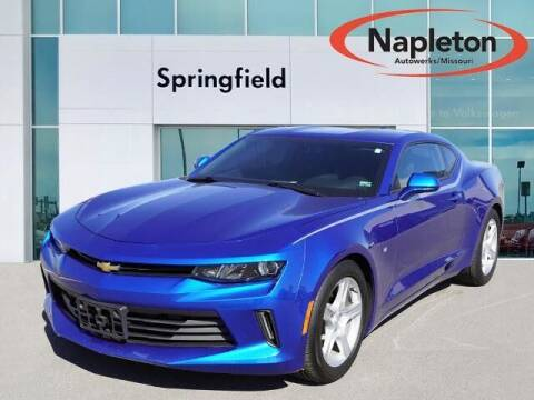 2018 Chevrolet Camaro for sale at Napleton Autowerks in Springfield MO