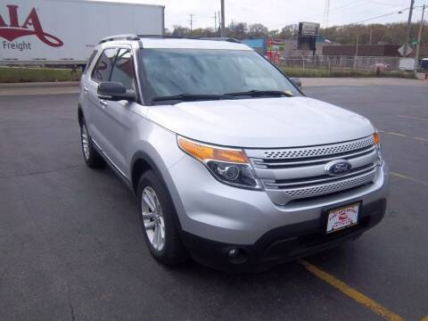 2013 Ford Explorer for sale at First Rate Motors in Milwaukee WI