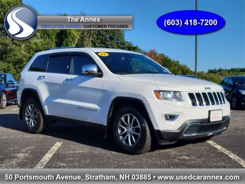 2015 Jeep Grand Cherokee for sale at The Annex in Stratham NH