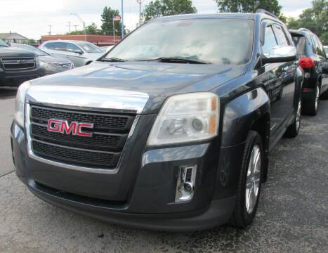 2010 GMC Terrain for sale at Express Auto Sales in Lexington KY