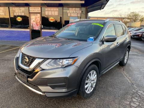 2020 Nissan Rogue for sale at Cow Boys Auto Sales LLC in Garland TX
